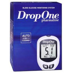 DropOne vércukorszintmérő csomag