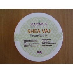 Shea vaj finomítatlan (100 g)