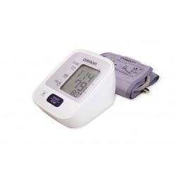 Omron M2 automata, felkaros vérnyomásmérő, adapterrel