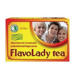 Flavolady tea 20filter