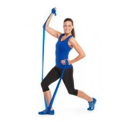 Thera Band erősítő gumiszalag kék 150cm
