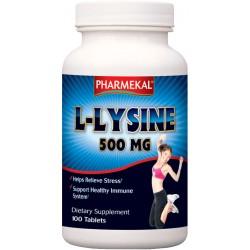 Pharmekal - L-Lysine 500 mg (100 db tabletta)