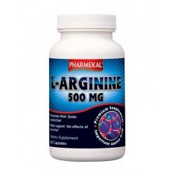 Pharmekal - L-Arginine 500 mg (50 db kapszula)