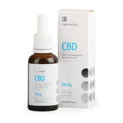 USA medical - 30 ml CBD olaj (500 mg )