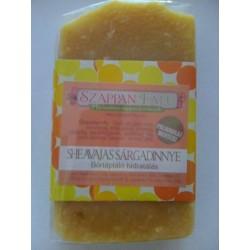 Sheavajas sárgadinnye szappan 110g, bőrtápláló hidratálás
