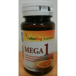 Mega-1 multivitamin (30 szemes)