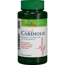 Cardiolic Formula (60 gélkapszula)