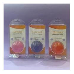 Kézerősítő labda (extra lágy - rózsaszín)