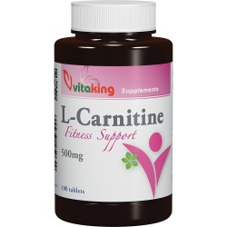L-karnitin 500 mg (100 tabletta)