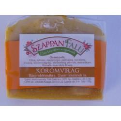 Körömvirág szappan  (110 g)