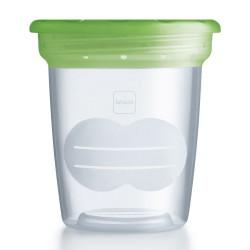 MAM - tároló pohár fedővel (5 pohár, 5 fedővel)