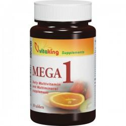 Vitaking Mega 1    (30 tabletta)