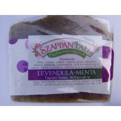 Kecsketejes Levendula - Menta szappan  (110 g)