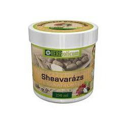Gránátalmás Sheavarázs krém (250 ml) - Herbioticum