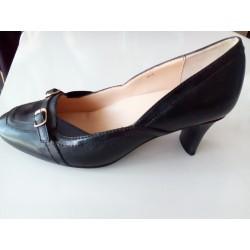Scholl Be Gorgeus - női alkalmi cipő - fekete, KIFUTÓ